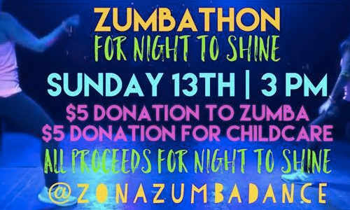 Zumbathon for Night to Shine